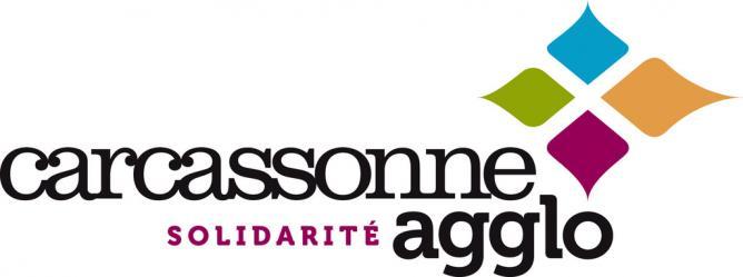 Logo carcassonne agglo solidarite bone qualite
