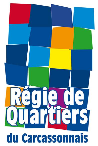 Logo regie quartiers carcassonnais grand